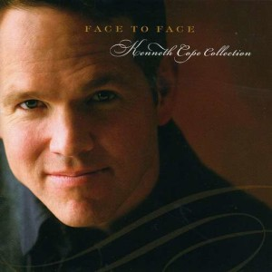 KennethCope Face to Face album cover