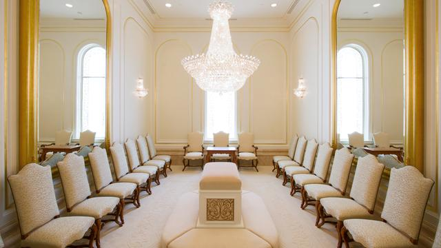 sealing room mormon temple