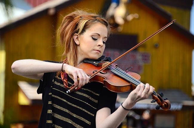 Lindsey Stirling – Billboard Music Award Winner