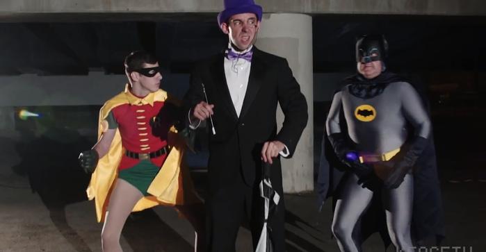 Batman Dark Knight Changes