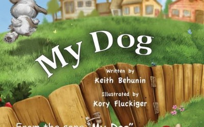 "Cedar Breaks Band Releases Multi-Media Children's Book of ""My Dog"""