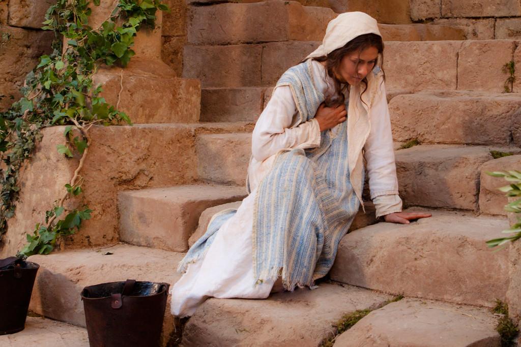 Savannah Stevenson - Mary, mother of Jesus