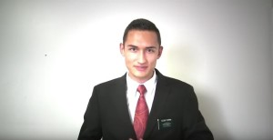 Colby Ferrin Missionary