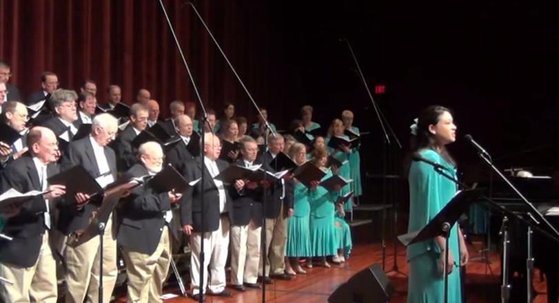 The Mormon Choir of Washington DC