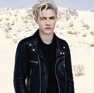 Lucky Blue Smith Dancing to the Beat of His Own Drum