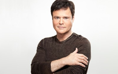 Donny Osmond Recovers from Vocal Cord Surgery