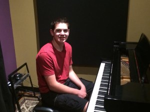 Nathan Hardey LDS pianist