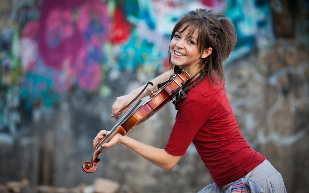 LDS Violinist Lindsey Stirling 4th Highest Paid YouTuber