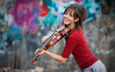 LDS Violinist Lindsey Stirling 4th Highest Paid YouTuber