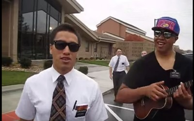 "The ""Rapstoration"" – Mormon Missionary Presents Gospel Rap Style"
