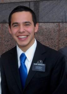 David James Archuleta Returned Missionary