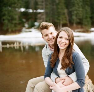 Eric and Becca Thayne