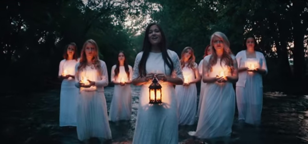 BYU Noteworthy – Amazing Grace (My Chains Are Gone)