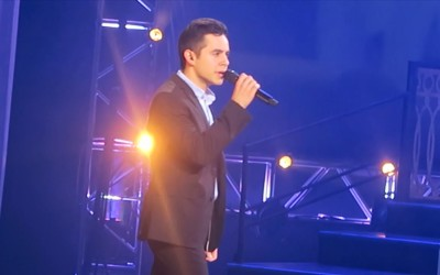 David Archuleta and BYU Vocal Point – Nearer My God to Thee