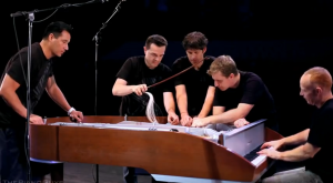 The Piano Guys - What Makes You Beautiful