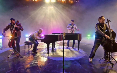 The Piano Guys Release First Live Album and Announce Tour Dates