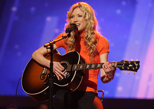 Looking Back on Brooke White's American Idol Experience