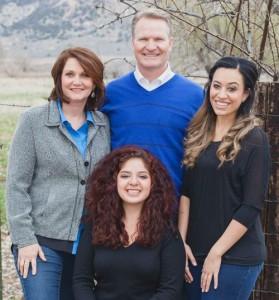 Garth Smith Family