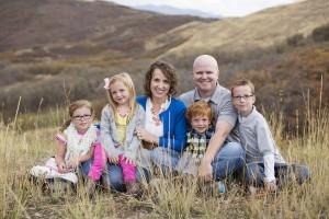 Monica Scott Family