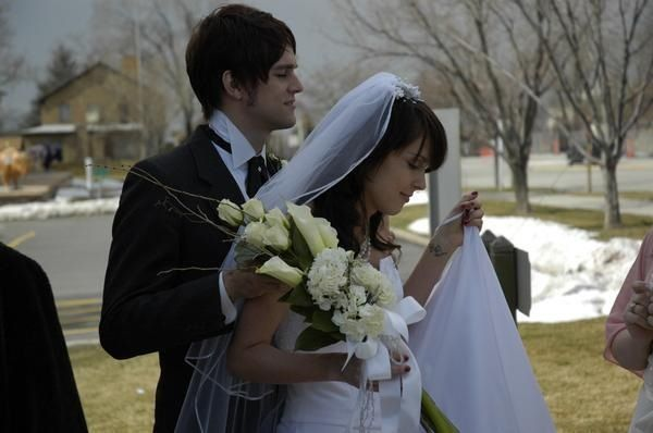 Dallon Weekes Wedding