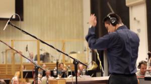 Richard Williams Conducting