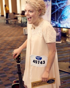 Jenn Blosil Am. Idol