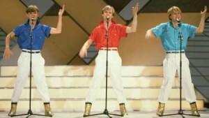 Herreys Eurovision 1984