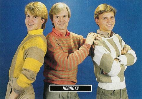 The Herrey's Herreys Herreys Story