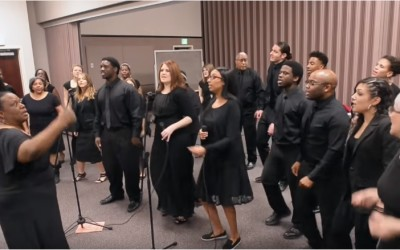 Genesis Gospel Choir Uses Music to Bring Souls to Christ