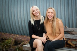 Kara and Megan Atkisson