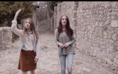 Maddie and McKynlee Wilson – Testimony through Hymns