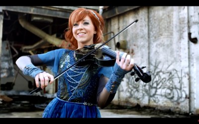 "Lindsey Stirling – ""The Only Pirate at the Party"""