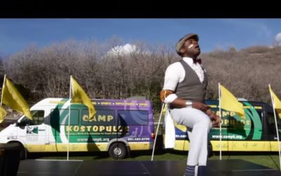 "Alex Boyé Joins Camp Kostopulos Kids for ""Jungle Book"" Mashup Video"