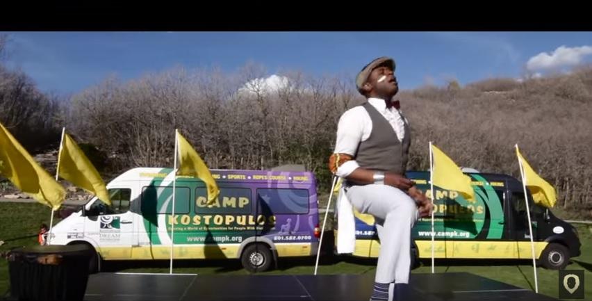 "Alex Boyé Joins Camp Kostopulos Kids for ""Jungle Book"" Mashup Video"