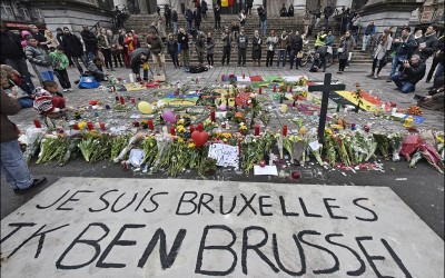 Tribute to Brussels – In the Wake of 22 March 2016