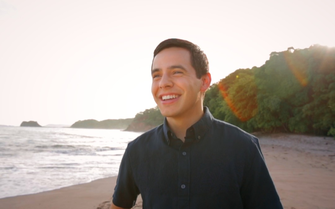 David James Archuleta Presenter at Time Out For Women