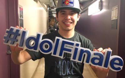 David Archuleta and the Final American Idol Finale