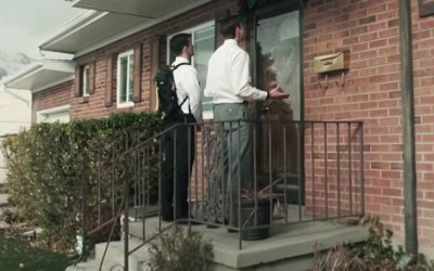 Day in the Life of Mormon Missionaries – A Missionary Parody