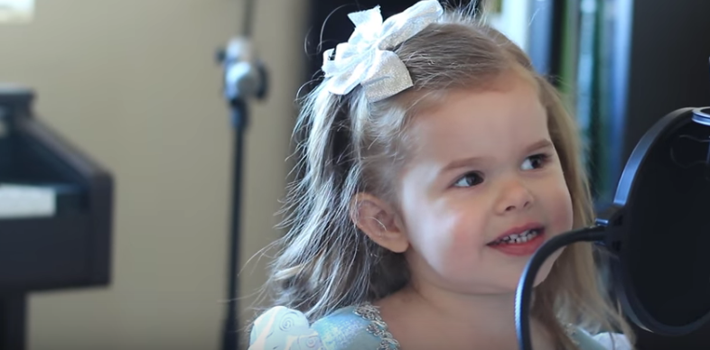 "Claire Ryann Stars in New ""A Little Mermaid"" Movie"