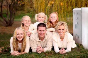 Hilary Weeks Family