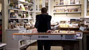 Jason Lyle Black Backward Piano
