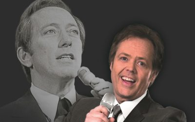 Jimmy Osmond's Andy Williams Tribute – Moon River and Me