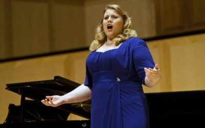 Opera Singer Rebecca Pedersen – Turning Disabilities Into Strengths