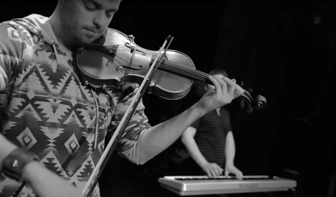7 Years – Rob Landes' Lukas Graham Violin Cover