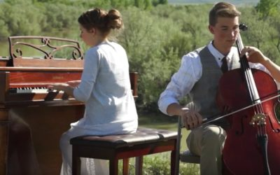 Tyra Orgill and Sander Morrison's Homeward Bound Medley