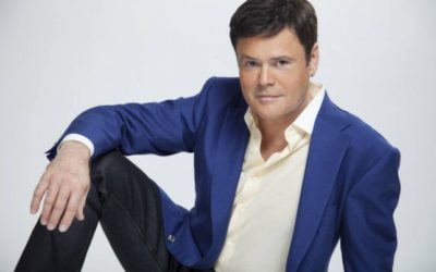 Donny Osmond Reflects On Hard Times