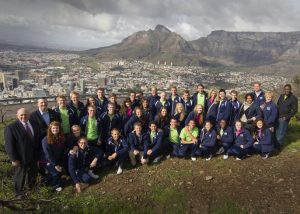 BYU Young Ambassadors - Cape Town South Africa
