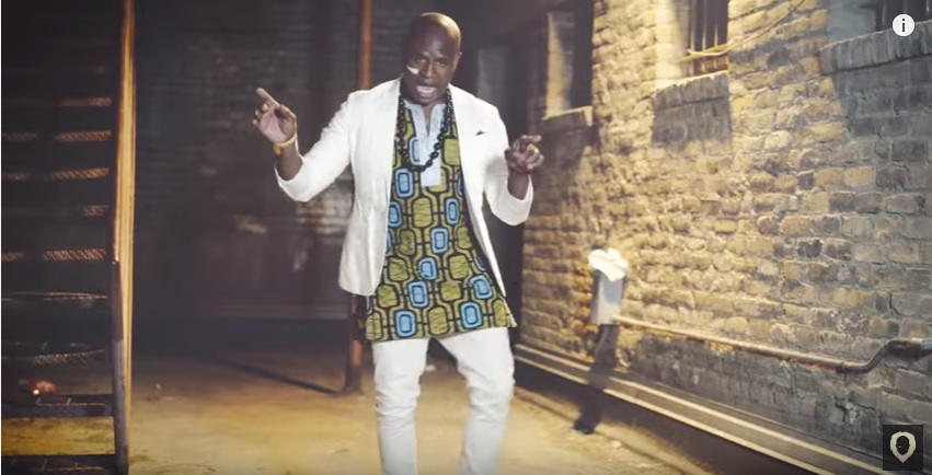 """Alex Boyé Shares Powerful Message in New Video – """"We All Bleed the Same"""""""