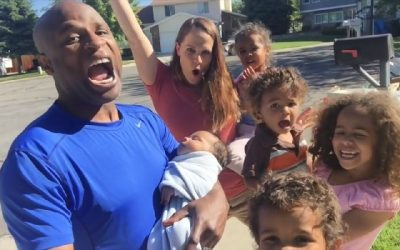 Alex Boyé Launches His Own Family Vlog on YouTube