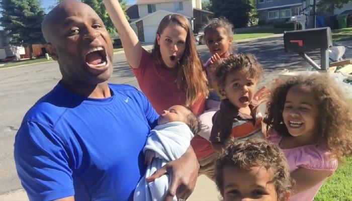 Alex Boyé Launches His Own Family Vlog on YouTube